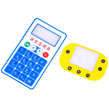 PET Film For Membrane Switch With Embossed Buttons