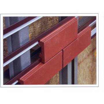 Exterior Wall Cladding Clinker Brick Tiles