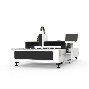 Quality assurance cnc laser cutting machine for metal sheet