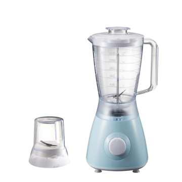 1.5L Plastic Jar Fruit Food Blender Juicer Mixer
