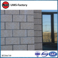 Exterior wall brick tiles grey for sale