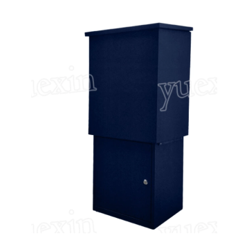 Sliding Parcel Box for Temporary storage