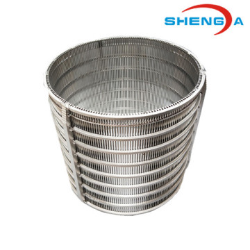 Johnson Filter Strainer for Waste Water Treatment