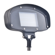 80W utomhus säkerhet Backyard Flood Light Fixtures