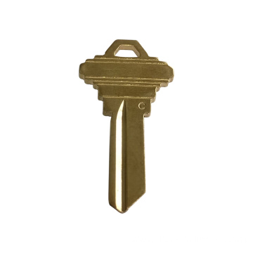 Brass Blank Keys SC Keyway for Duplicate