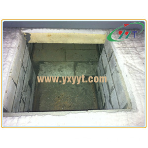 500kg Non-Crucible Fuel Gas Aluminium Hot Melting Furnace (YYT-RTL)