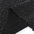 No-Fading Nylon Wire Knitted Jacquard Fleece Fabric