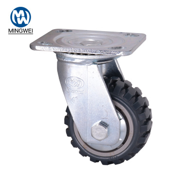 Swivel 4 Inch Industrial Caster Wheel Outdoor