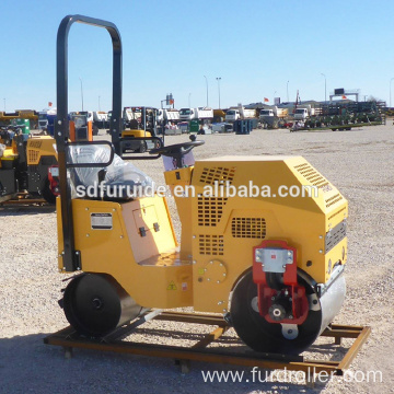 800kg Vibratory Double Drum Road Roller (FYL-860)