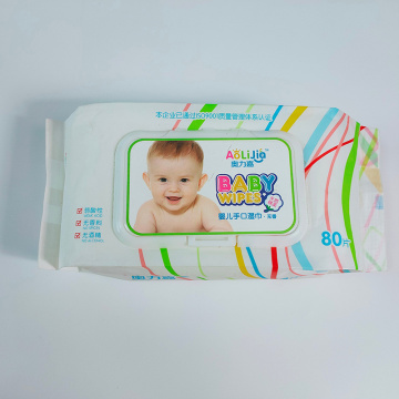Custom Eco Friendly Disposable Baby Wipes