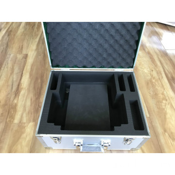 Aluminum Alloy Package Box with Cut-out Foam