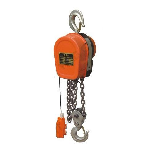 DHS Electric Chain Hoist Lift Machine Tools