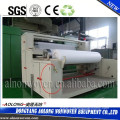 AL-1600SS 1.6m double beam PP spunbond non woven fabric making machine for Operation suit, Mask