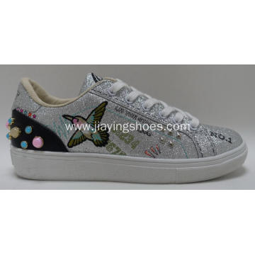Fashion Low PU Sneakers