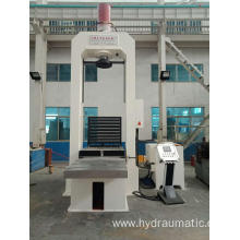 200T Gantry Hydraulic Machine for Pressing and Installing