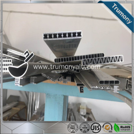 3003 Extrusion Micro Channel Aluminum multiport Tube