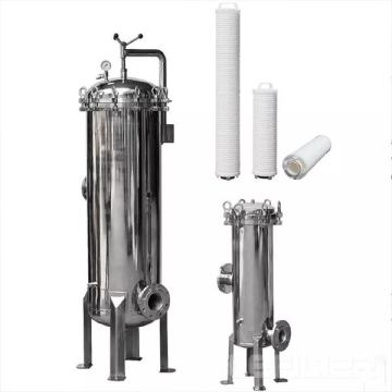 Stainless Steel large-flow Security Filter for RO Machine
