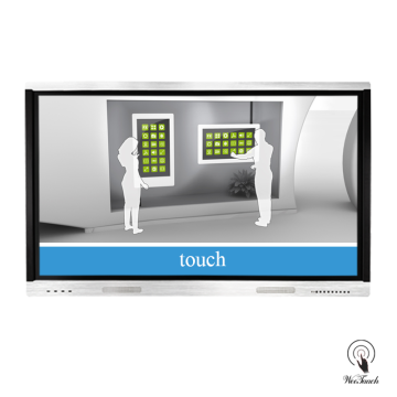 70 Inches DualSystem Touch Panel