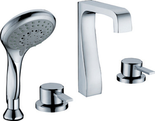 bathtub shower faucets