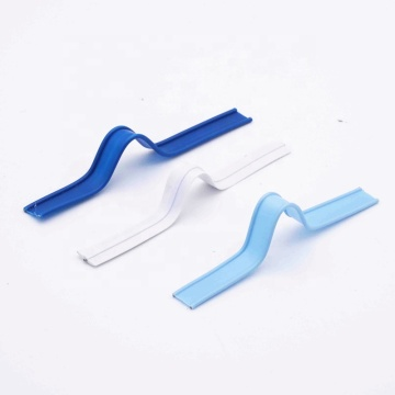 Super Quality factory supply air pollution mask components breath right nose clip