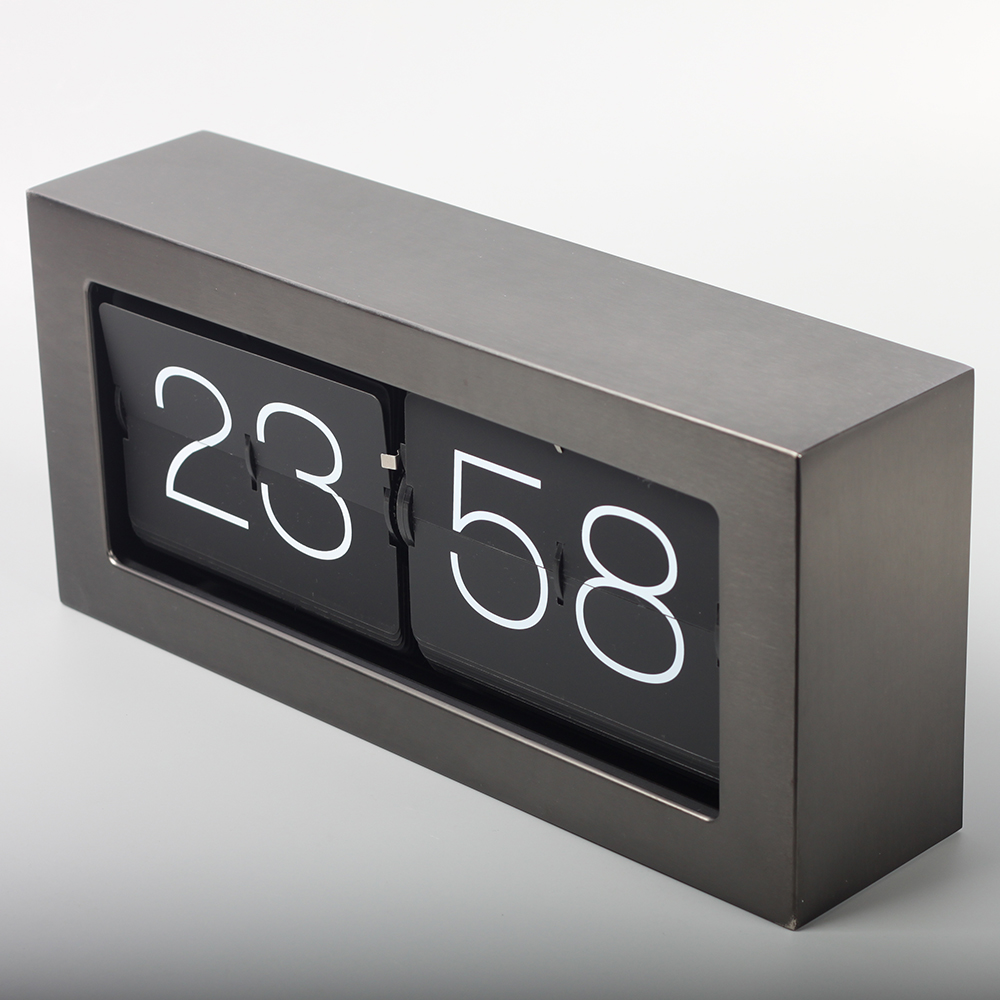 flip clock watch