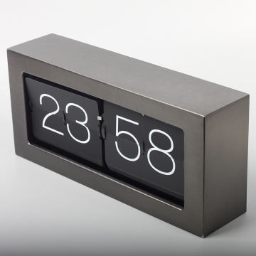 Metal Big Brick Flip Clocks Online