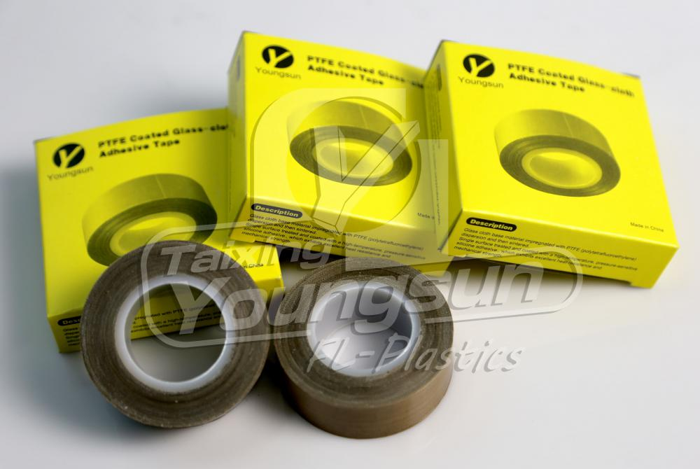 Non-stick PTFE Coated Heat Resistant Tapes