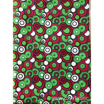 100% cotton African wax print fabric