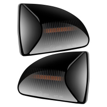 2x LED Side Marker Car Tuning For Mercedes Benz Smart Fortwo W451 Flowing Turn Signal Fender Lamp Light