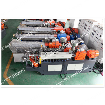 PP PE Filler Master Batch Extruder Machine