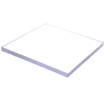 Lexan clear solid polycarbonate sheet plastic sheet