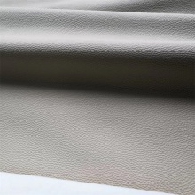 Embossing faux nonwoven fabric pu leather