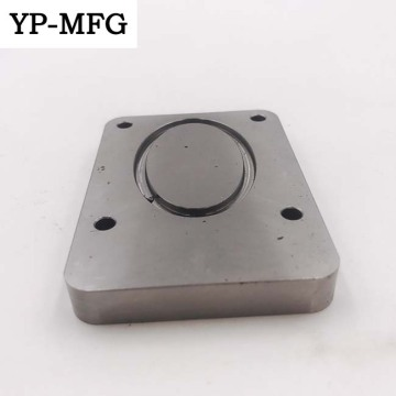 OEM Customized CNC Machining Aluminum Plate Parts