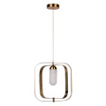 New design indoor modern metal pendant lighting