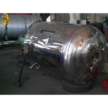 Industrial continuous stirred reactor tank