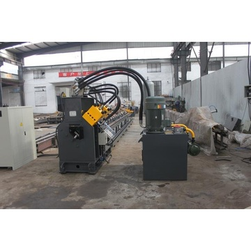 CNC Channel Steel Punching Marking Cutting Line