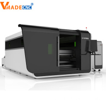 1000W 2000w Metal Fiber Laser Cutting Machines
