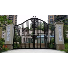 China Factory Hot DIP Galvanized Iron Gate