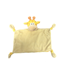 Comfort Towel For Baby Orange Deer