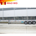 New 3 Axle 40ft Container Skeleton Semi Trailer