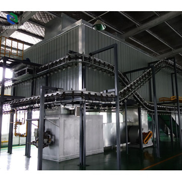 Vertical Safety Stable Metal Heavy Hanger Conveyor Belt