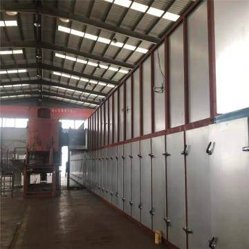 Biomass Core Veneer Drying Line