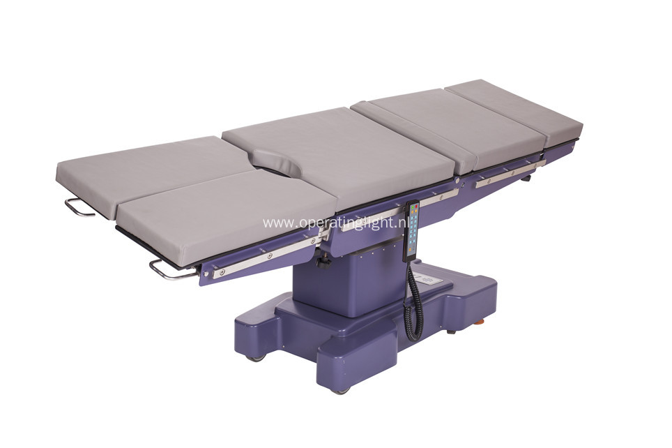 Comprehensive electric hydraulic operating table