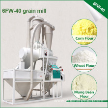 Home use small scale flour mill machinery