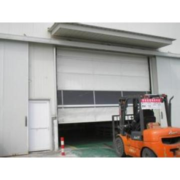 High Speed Rolling PVC Door For Industry