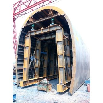 Tunnel Lining Trolley of Formwork System for Railway