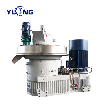 YULONG XGJ560 straw hay pellet machine
