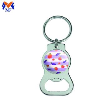 Metal Custom Different Types Keyring Bottle Opener