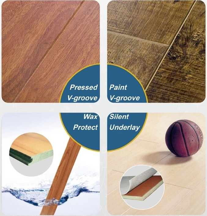 laminate flooring edge design