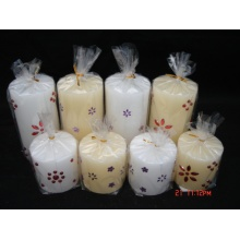 Wholesale Church Wedding Birthday Pillar Candle